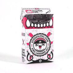 Smokin' Hot Cigarette Box on Behance
