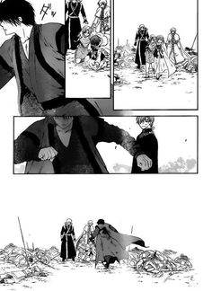 Akatsuki no Yona    The moment Hak got his princess back. ❤️
