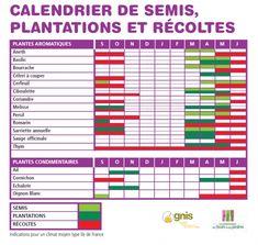 Calendrier lunaire pour le jardinage biologique ann e 2017 - Graines et jardin calendrier lunaire ...