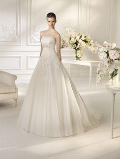 Gala Novias_Colección White One_Vestido Ningua
