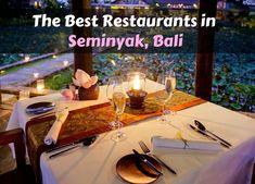 Best restaurants in Seminyak