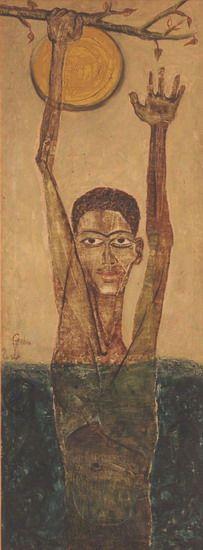 Gazbia Sirry, The Martyr - Zamalek Art Gallery