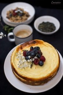 Low Carb Cheesecake, Cheesecake, Low Carb, Cheesecake, Backen, Cheesecake Rezept, Low Carb Rezept, Torte, Kuchen, gesundes Rezept, einfaches Rezept