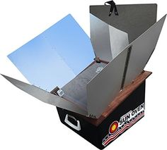 How to make a solar oven! That's right - Goodbye Easy Bake Oven - Hello solar cooking. With summer right around the corner and kids home, we will be introducin