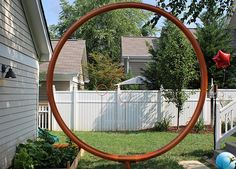DIY Backyard Quidditch Game  www.simplestylings.com