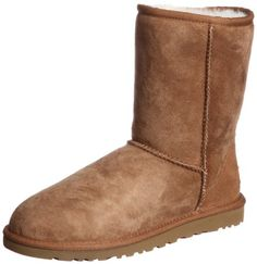 9c051254998 UGG Australia Women s Classic Short Boots Footwear Chestnut Size 8  UGG