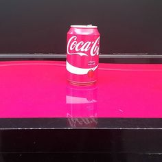 CanetteCameleon #pink #color #can #cherry #cherrycoke #coke #cherrycola #fauchon  by bamfactory