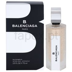 Balenciaga B. Balenciaga Eau de Parfum para mulheres | fapex.pt