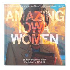 2c58657b383b7 Amazing Iowa Women A-Z Book. RAYGUN