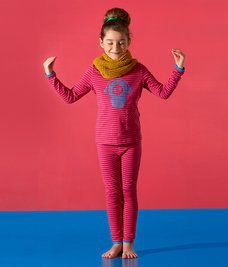 <strong>Pyjama Bricolor Fuchsia</strong><br /><em>Beschikbare maten:</em> 3y,8y,10y,5y