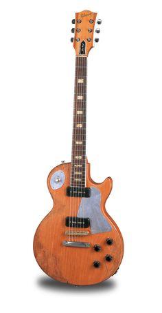 Bob Marley Gibson Les Paul Special
