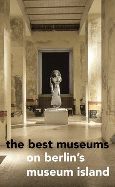Museum Island in Berlin is almost like a mini city in itself - there is so much packed in here. So, if you're wondering which museums you should spend your time in, this guide will help you decide.