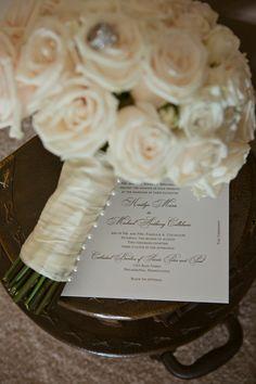 Classically Glamorous New Jersey Wedding from Jennifer Childress Photography. To see more: http://www.modwedding.com/2014/08/26/luxe-new-york-wedding-erganic-design/ #wedding #weddings