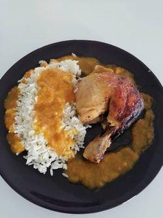 Κοτόπουλο μαγειρεμένο με μηλίτη και σάλτσα λαχανικών Kai, Chicken