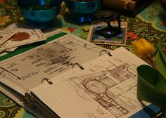 water :: earth :: wind :: fire: Garden Journal: Now's a Great Time to Start One