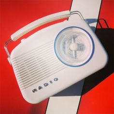 Radio DOLCE Bluetooth Blanche