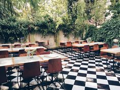 Enjoy the outdoor terrace and delicious meatballs at Ballroom on Witte de Withstraat in #Rotterdam. #food #restaurant