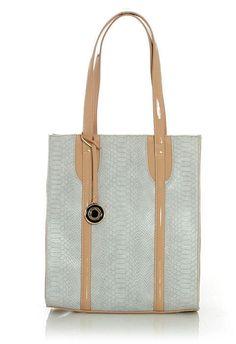 Grey Verostilo Bags