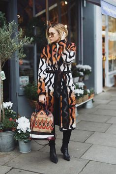 Nina Suess: Elgin Cres, London Daily Fashion, Fashion Beauty, Womens Fashion, Editorial Fashion, Fall Outfits, What To Wear, Style Me, Female Style, Street Style