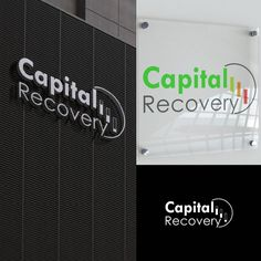 Capital Recovery logo designed by Cyberbrush