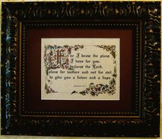 Calligraphy Bible Verse 8x10  Print  Old World by ashleychristines, $25.00