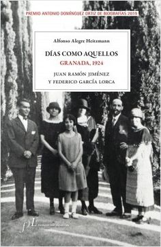 Días como aquellos : Granada 1924 : Juan Ramón Jiménez y Federico García Lorca / Alfonso Alegre Heitzmann Granada, Audiobooks, Ebooks, Reading, Apps, Free, Products, Book, Federico Garcia Lorca