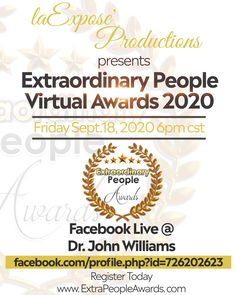 Extraordinary People, People Around The World, Awards