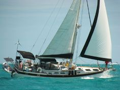 1985 Liberty 458 Sail Boat For Sale - www.yachtworld.com