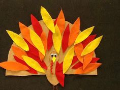 Read, Rhyme and Sing: Flannel Friday: Silly Turkey