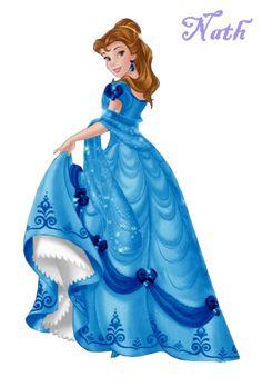 Disney- mes tubes - (page - passionimages Princesses Disney Belle, Walt Disney, Disney Princess Babies, Disney Princess Pictures, Disney Princess Belle, Disney Princess Dresses, Cute Disney, Disney Pictures, Disney Girls