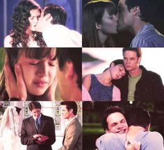Some of the most moving scenes from A Walk to Remember.