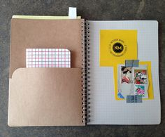 Pocket Notebook by Hightide, Japan