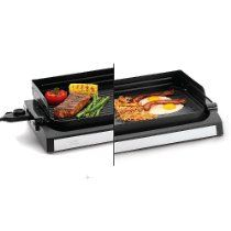 Wolfgang Puck 1800 Watt Reversible Nonstick Grill and Griddle with Collapsible Splashguard Griddles, Griddle Pan, Grilling, Cooking, Club, Products, Grill Pan, Cuisine, Kitchen