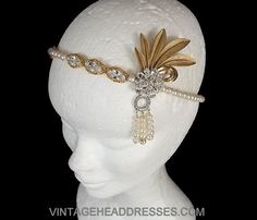 great gatsby headdress - Google Search
