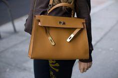 hermes bag worn by jennifer missoni - WANT.