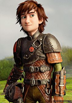 Why yes I do have a crush on an animated character. Got a problem with that?