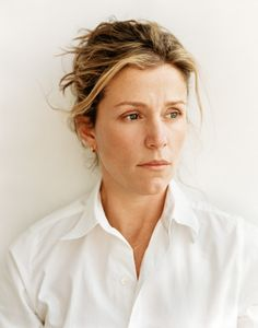 autrement ∇ iconic actress portrait Frances McDormand / For SOME reason. I'm in love with Frances McDormand. It's not a physical thing but I just love her. I love the characters she plays. I just adore her. I'm attracted to her whole being!