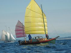 118 Best Junk rig images in 2019 | Sailing Ships, Wood boats
