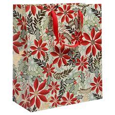 Woodland Foliage Gift Bag - Paperchase : Target
