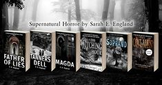 Occult horror and supernatural thrillers from Sarah E. England