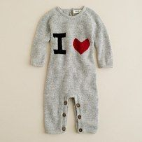 Oeuf baby jumper... I didn't know Crewcuts had baby things now!