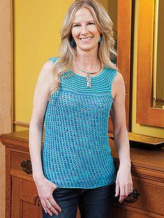 Ravelry: Diagonal Pullover pattern by Kim Guzman