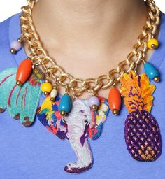 How To Give Souvenirs a Second Life As Accessories via @psimadethis