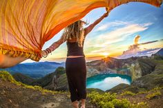 Follow Me To   Mt Kelimutu   Wander Vibes