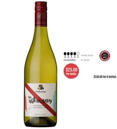 d'Arenberg Outsiders The Witches Berry Chardonnay 2018 McLaren Vale - 6 Bottles Pretty Good, Wines, The Outsiders, Bottles, Berries, The Originals, Bury, Blackberry, Strawberries