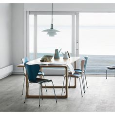 déco intérieur Pastel | Hem / Möbler / Stolar & Pallar / Stolar / Sjuan stol, vit från Fritz ...