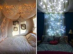 ¡Parecen de cuento de hadas! 16 proyectos con cortinas que convertirán tu cama en un paraíso