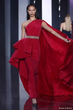 Ralph and Russo Haute Couture fall 2014 2015