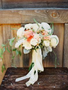Cheery Alabama Wedding from Erich McVey Photography - bridal bouquet