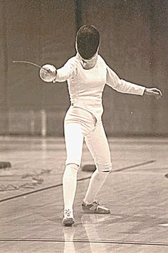 i absolutely love fencing